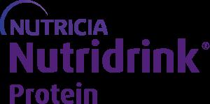 Logo Nutricia Nutridrink Protein