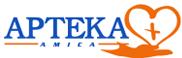 Logo apteki Amica